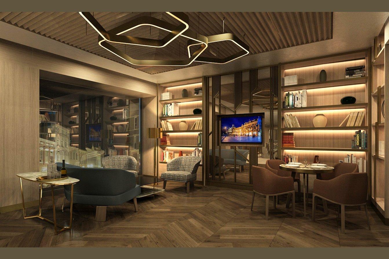 Sofia Intercontinental Hotel Image 5
