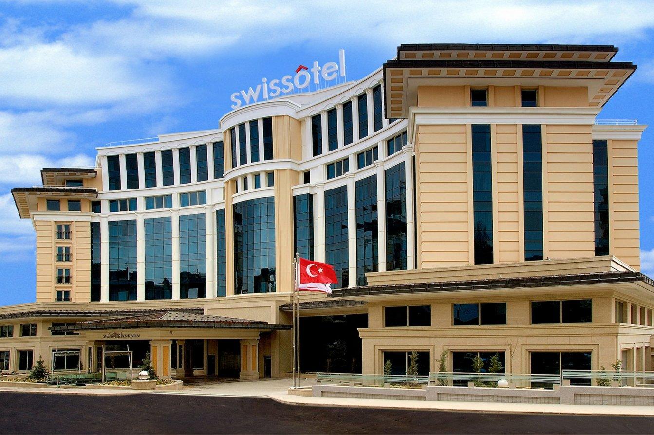 Swissotel Ankara Image 1
