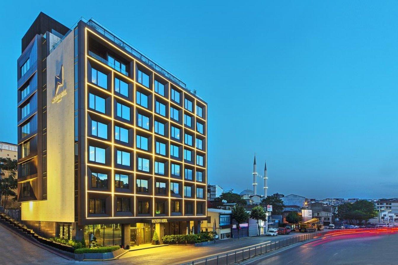 Naz Hotel Image 1