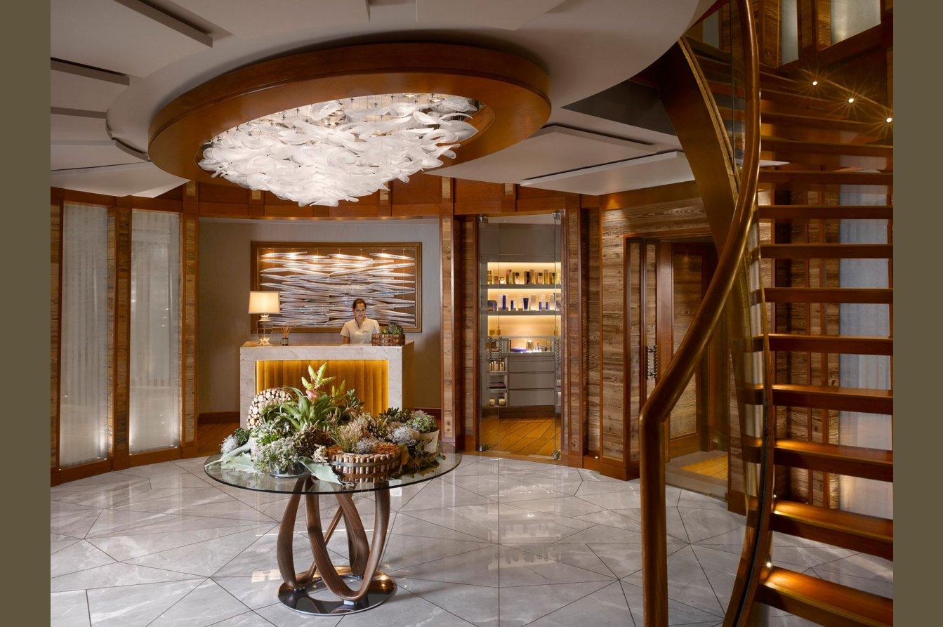 Four Seasons Hotel Des Bergues Geneva- Spa Mont Blanc & Izumi Restaurant Image 7