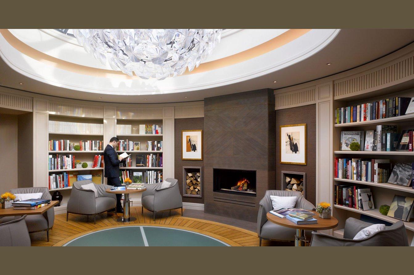 Four Seasons Hotel Des Bergues Geneva- Spa Mont Blanc & Izumi Restaurant Image 8