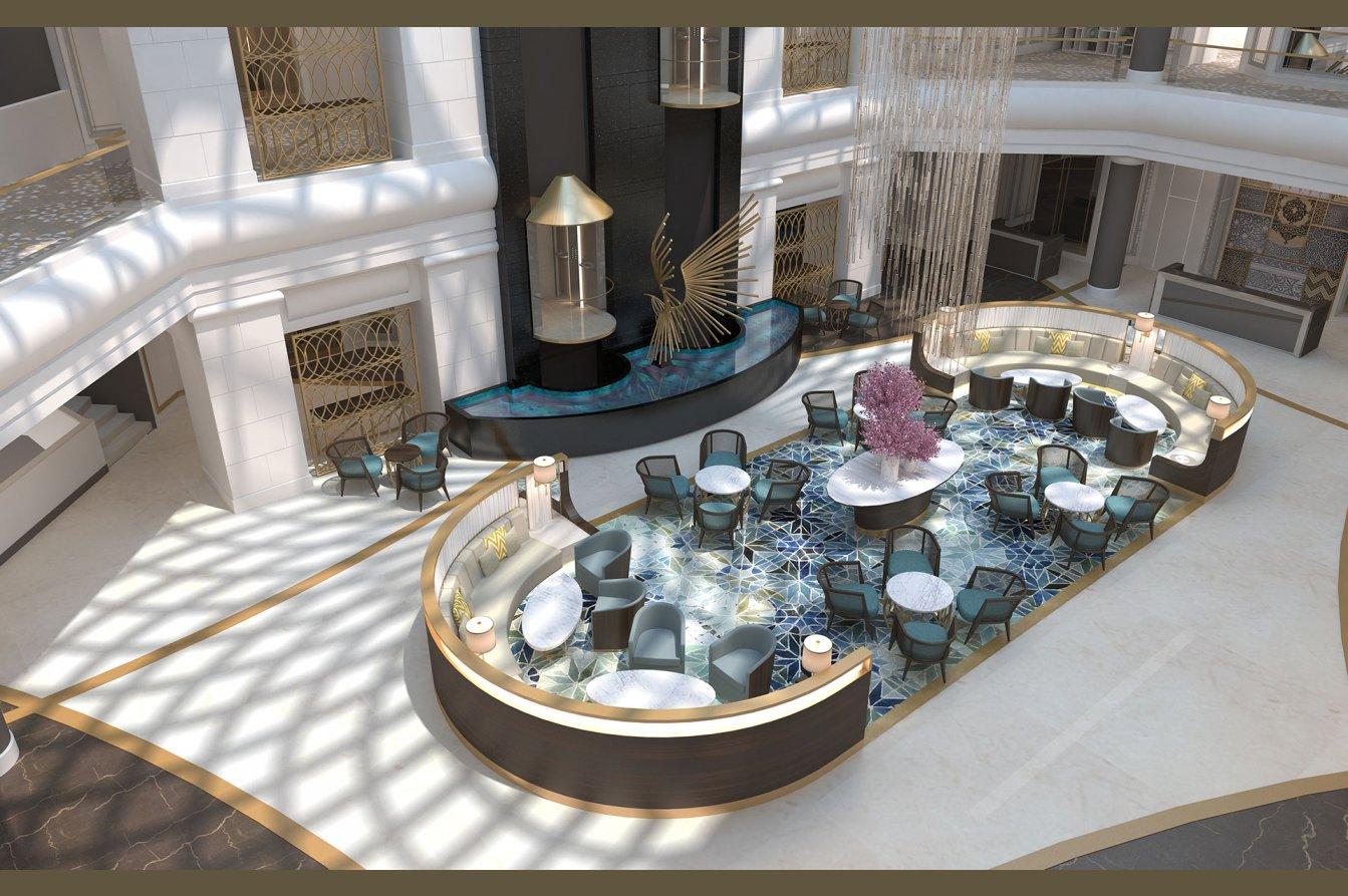 Hilton Tashkent Image 2