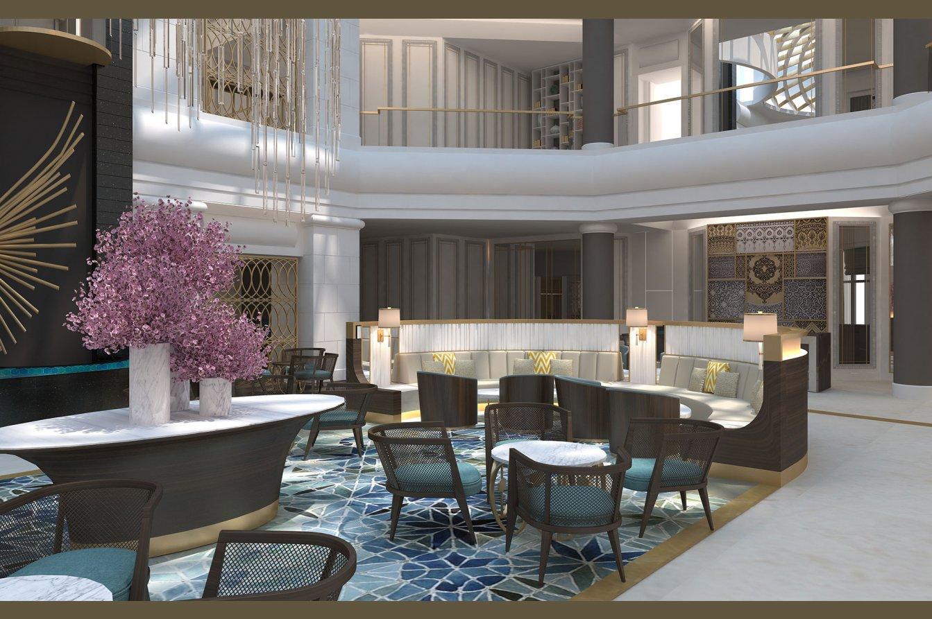 Hilton Taşkent Image 3