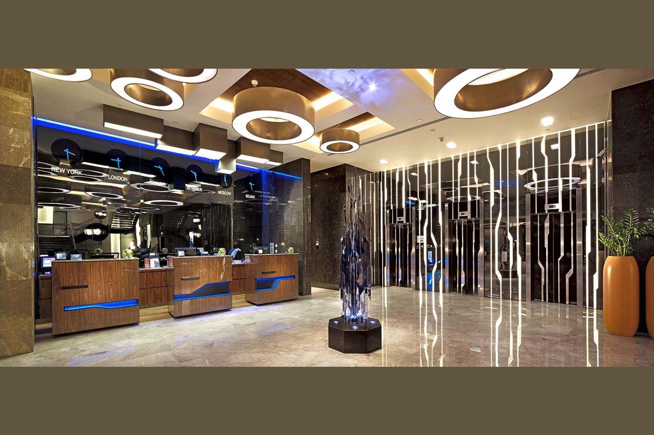 Radisson Blu Asia Hotel Image 4